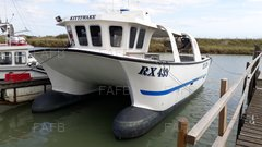 Sutton Workboat/ Catamaran - Kittiwake - ID:98864